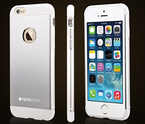 Totu Design Knight Series iPhone 6 Kılıf  Renkli